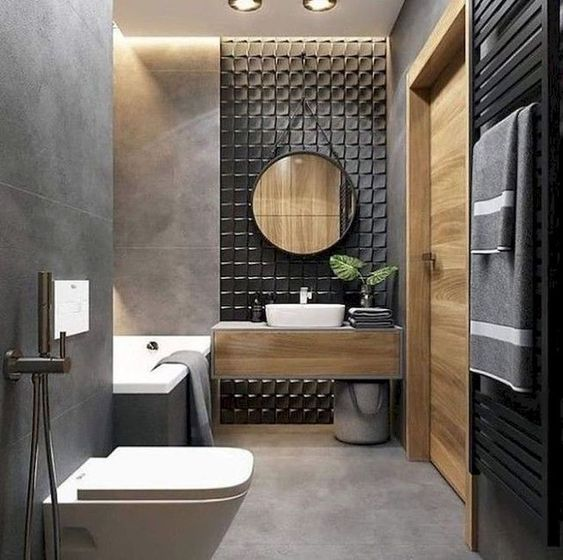 washroom interior design for houses