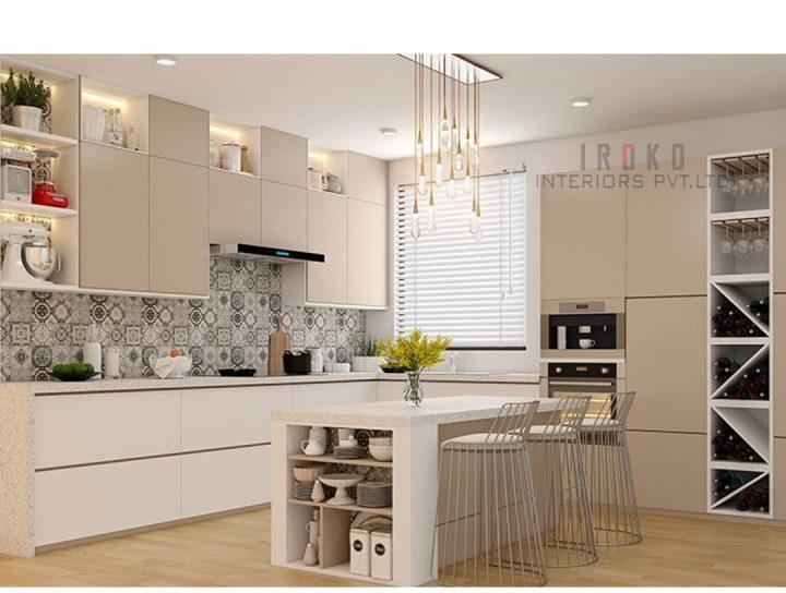 kitchen interior design in hyderabad